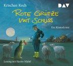 Rote Grütze mit Schuss / Thies Detlefsen Bd.1 (4 Audio-CDs)