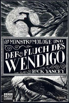 Buch-Reihe Monstrumologe von Rick Yancey