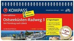 Ostseeküsten-Radweg 3, Von Flensburg nach Lübeck