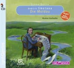 Starke Stücke, Bedrich Smetana: Die Moldau, 2 A...