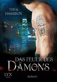 Das Feuer des Dämons / Elder Races Bd.4 - Harrison, Thea