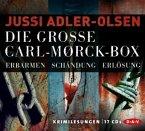 Die große Carl-Mørck-Box, 17 Audio-CDs