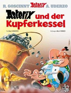 Asterix und der Kupferkessel / Asterix Bd.13 - Goscinny, René; Uderzo, Albert