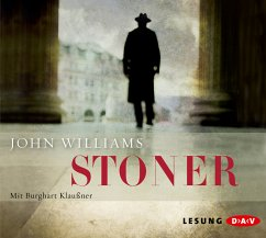 Stoner, 8 Audio-CDs - Williams, John