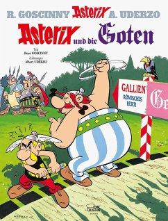 Asterix und die Goten / Asterix Bd.7 - Goscinny, René; Uderzo, Albert