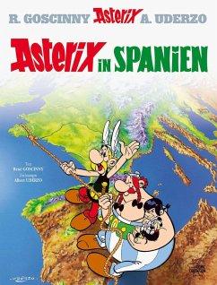Asterix in Spanien / Asterix Bd.14 - Goscinny, René; Uderzo, Albert