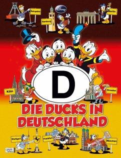 Disney: Die Ducks in Deutschland - Gulbransson, Jan