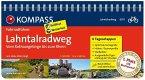 Lahntalradweg, Vom Rothaargebirge bis zum Rhein