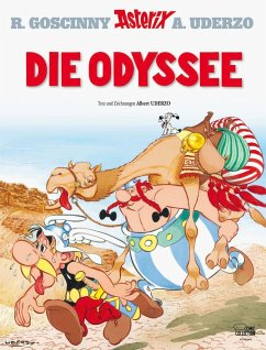 Die Odyssee / Asterix Bd.26 - Goscinny, René; Uderzo, Albert