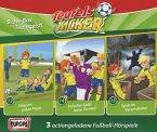 Teufelskicker Box, Folgen 13-15 (3 Audio-CDs)