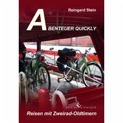 Abenteuer Quickly - Stein, Reingard