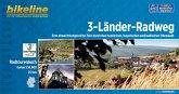 Bikeline Radtourenbuch 3-Länder-Radweg