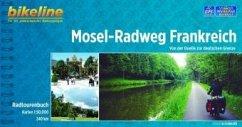 Bikeline Mosel-Radweg Frankreich