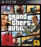 GTA 5 - Grand Theft Auto V (PlayStation 3)