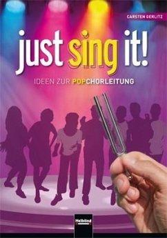 Just sing it! - Gerlitz, Carsten