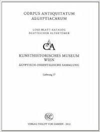 Stelen, Inschriftsteine und Reliefs aus der ägyptischen Spätzeit - Satzinger, Helmut