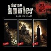 Dorian Hunter Hörspielbox, 3 Audio-CDs
