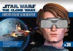 Star Wars The Clone Wars. Fantastische Schlachten in 3-D