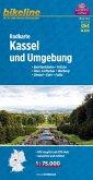 Bikeline Radkarte Kassel und Umgebung