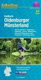 Bikeline Radkarte Oldenburger Münsterland
