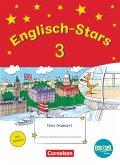 Englisch-Stars - BOOKii-Ausgabe - 3. Schuljahr. Übungsheft mit Lösungen