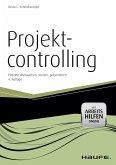 Projektcontrolling - mit Arbeitshilfen online