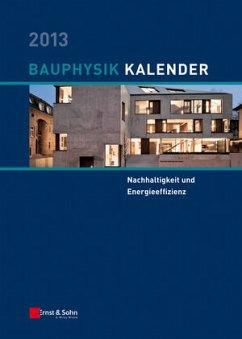 Bauphysik-Kalender 2013
