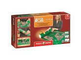 Jumbo 17691 - Puzzle Mates and Roll, Puzzlematte zum Rollen, bis 3000 Teile