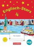 Englisch-Stars 4. Schuljahr. Übungsheft mit Tingfunktion