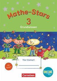 Mathe- Stars 3. Schuljahr. Grundwissen