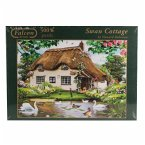 Jumbo 11014 - Falcon - Swan Cottage, 500 Teile Puzzle