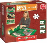Jumbo 17690 - Puzzle Mates and Roll, 1500 Teile