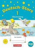 Deutsch-Stars 1 Schuljahr. Silbentraining. Ting-Ausgabe