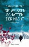 Die weißen Schatten der Nacht / Louis & Salomon Bd.2