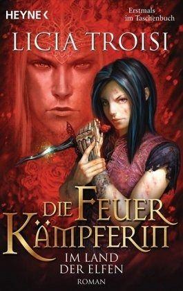 Buch-Reihe Die Feuerkämpferin von Licia Troisi
