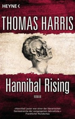 Hannibal Rising - Harris, Thomas