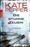 Die stumme Zeugin / Karin Schaeffer Bd.3