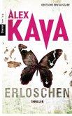 Erloschen / Maggie O´Dell Bd.10