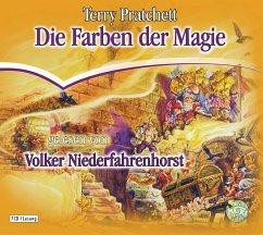 Die Farben der Magie / Scheibenwelt Bd.1 (7 Audio-CDs) - Pratchett, Terry