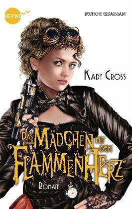 Buch-Reihe Finley Jayne von Kady Cross