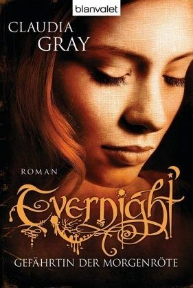 Buch-Reihe Evernight von Claudia Gray