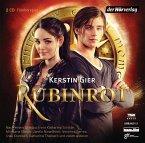 Rubinrot / Liebe geht durch alle Zeiten Bd.1 (2 Audio-CDs)