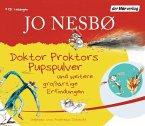 Doktor Proktors Pupspulver und weitere großartige Erfindungen / Doktor Proktor Bd.1, 9 Audio-CDs