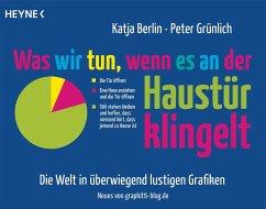 Was wir tun, wenn es an der Haustür klingelt - Berlin, Katja; Grünlich, Peter
