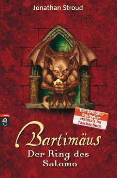 Der Ring des Salomo / Bartimäus Bd.4 - Stroud, Jonathan