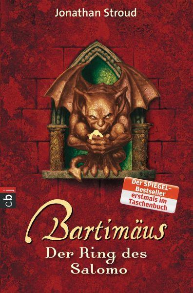 Buch-Reihe Bartimäus von Jonathan Stroud