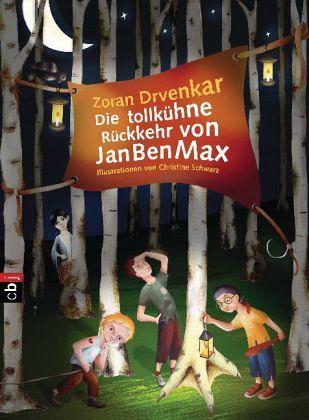Buch-Reihe JanBenMax von Zoran Drvenkar