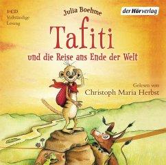 Tafiti und die Reise ans Ende der Welt / Tafiti Bd.1 (1 Audio-CD) - Boehme, Julia