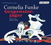 Die Gespensterjäger-Box / Gespensterjäger Bd.1-4, 8 Audio-CDs