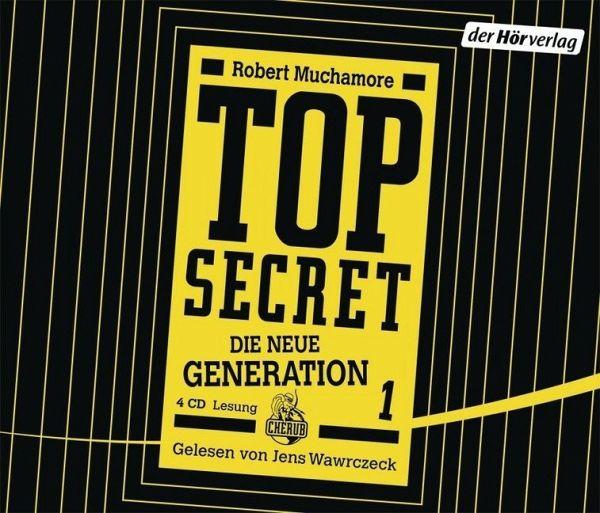 Der Clan / Top Secret. Die neue Generation Bd.1 (4 Audio